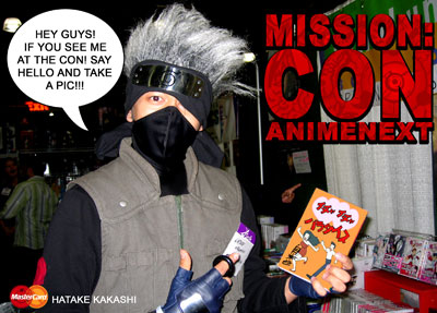 kakashi at a con