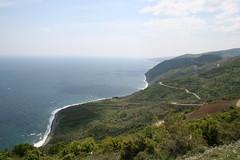 Route de Istanbul aux Dardanelles