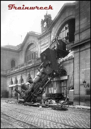 trainwrecked