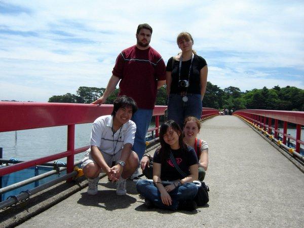 Matsuhima: w grupie raźniej