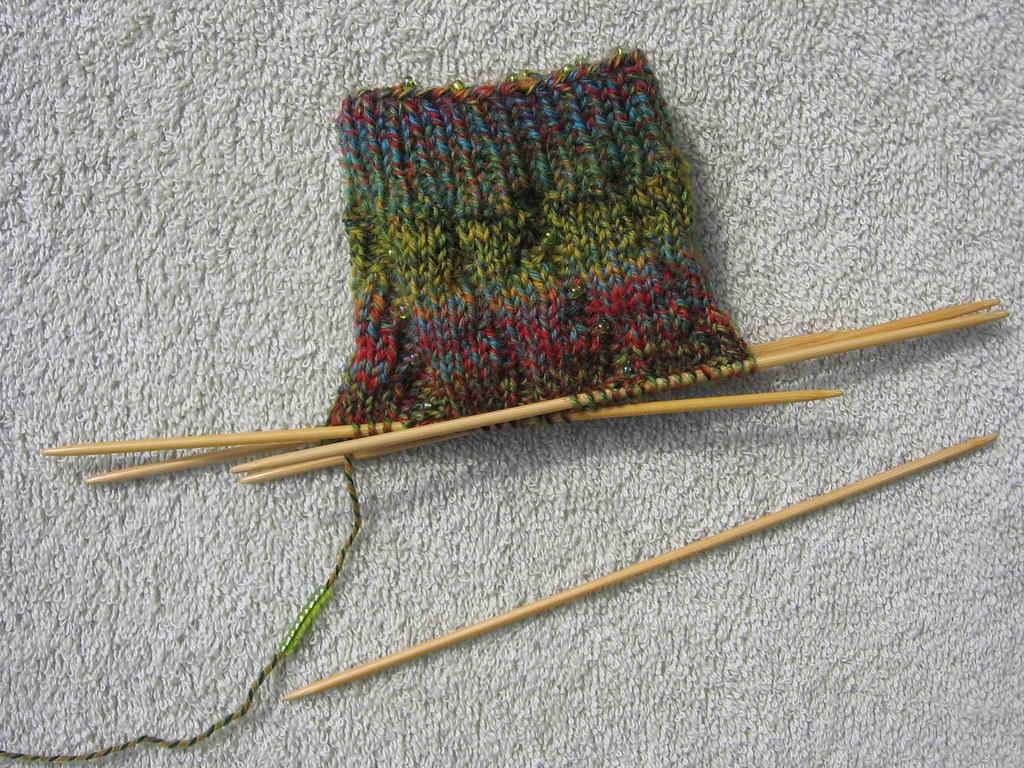 Katherine's preantepenultimate sock