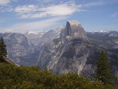 Yosemite half dome1