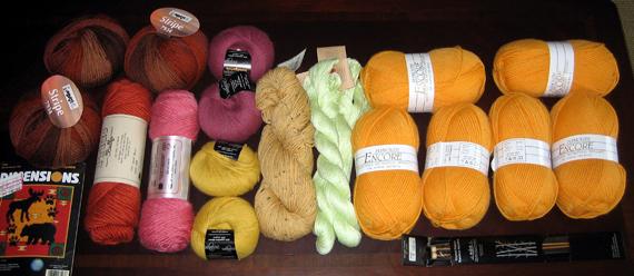 Yarn Store Yarn Score