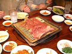 King Kalbi at Woo Chon