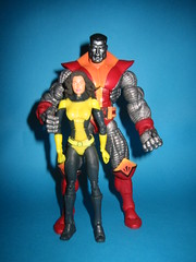 Kitty and Colossus