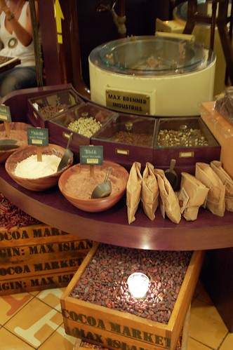 chocolate and cocoa specialties