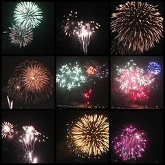 firework matrix / matrice de feux