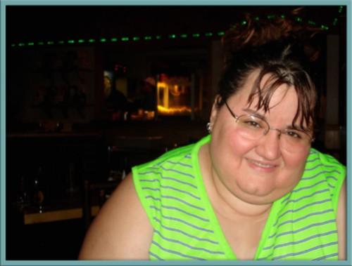 Dana profile framed