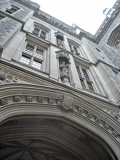 Maughan Library, King's College London(ロンドン大学キングス・カレッジ)