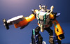 Titanium Series - Cybertron Megatron