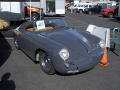Portland Historic Races 2006 - 1960 Porsche Drauz Roadster