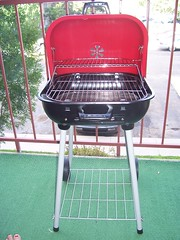 grill open