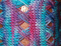 Koigu Dream Swatch