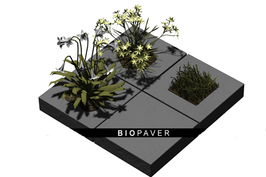 biopaver, waste, mcdonough, pavement, compost, recycled