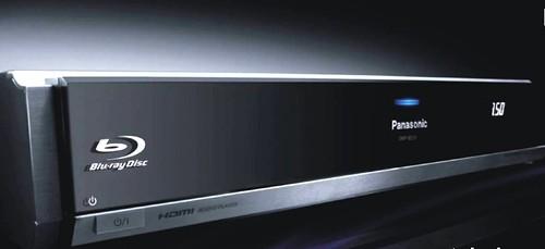 Panasonic Blu-ray DMP-BD10