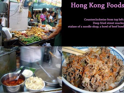HongKong---Foods