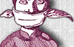 imagen de boca censurada