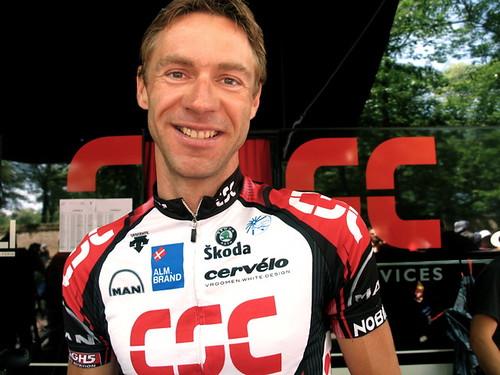 Jens Voigt's Big Smile, Le Creusot