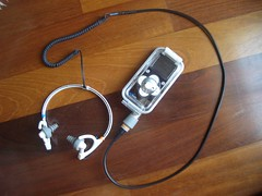 Waterproof IPOD nano case from H20audio