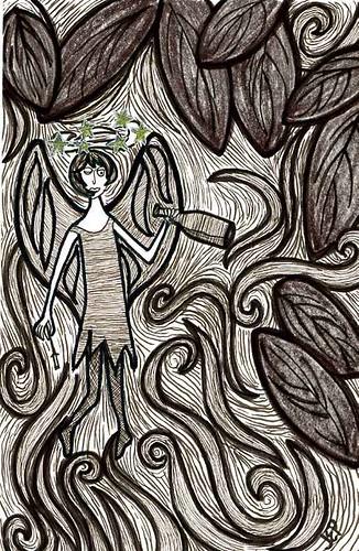 Wayward fairy