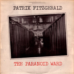 patrik fitzgerald | the paranoid ward