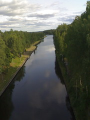 River close to Lapeenranta