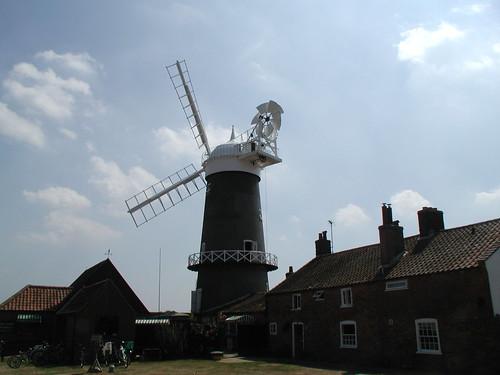 Great Bircham Mill