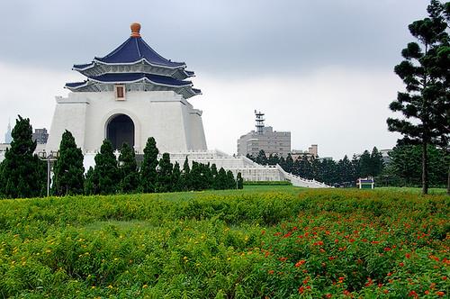 中正紀念堂 (CKS Memorial Hall)