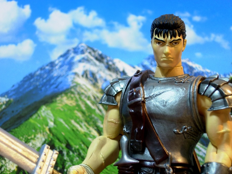 Berserk, a mountain warrior ;d