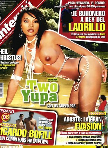 Famosas desnudas: Two Yupa