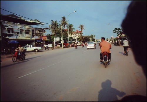 bike taxi in SiemReap
