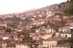 Gjirokastra houses