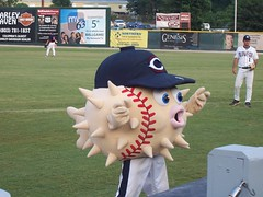 Blowie the Blowfish, 8/1/06