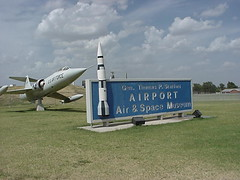 Thomas Stafford Museum and Air Port