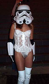 female trooper teddy