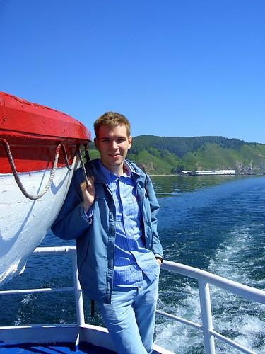 На Байкале \ At Baikal