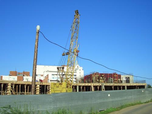 Стройка \ Building site