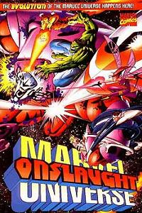 Onslaught- Marvel Universe