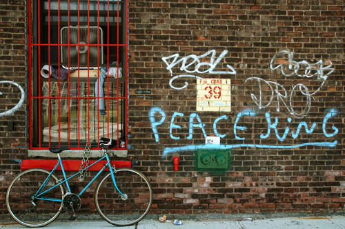 Peace King