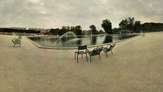 Jardin des Tuileries - 06-08-2006 - 7h19
