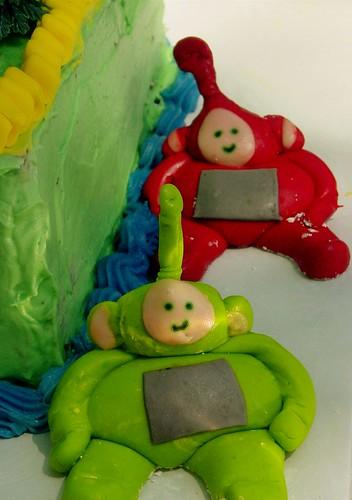 Tubby Cake Dipsy Po