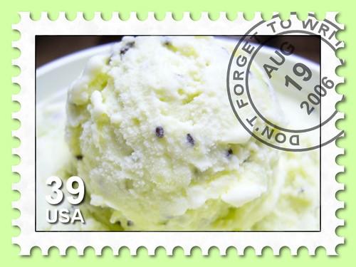 奇異果冰淇淋Kiwi Icecream