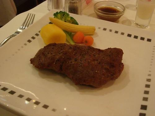 主菜-TASTY 酥烤紐約克