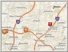 microsoft mason oh map
