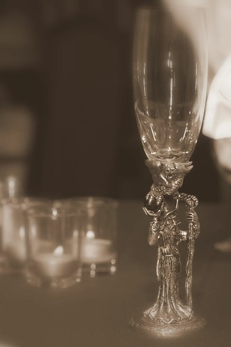 Wizard Champagne Flute
