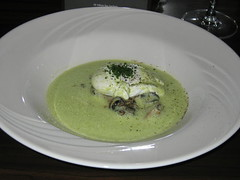 Fricasee of Escargot