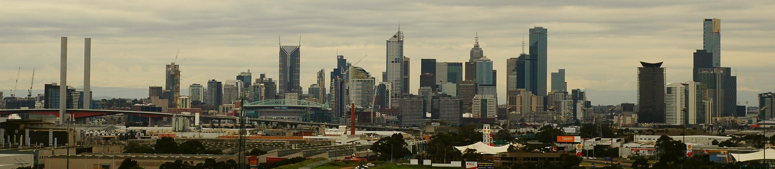 Melbourne Skyline - YouTube