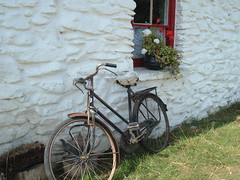 Bike in County Kerry