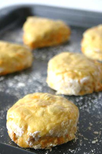 Pumpkin Sunflower Seed Scones