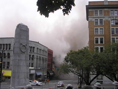 Woodwards implosion